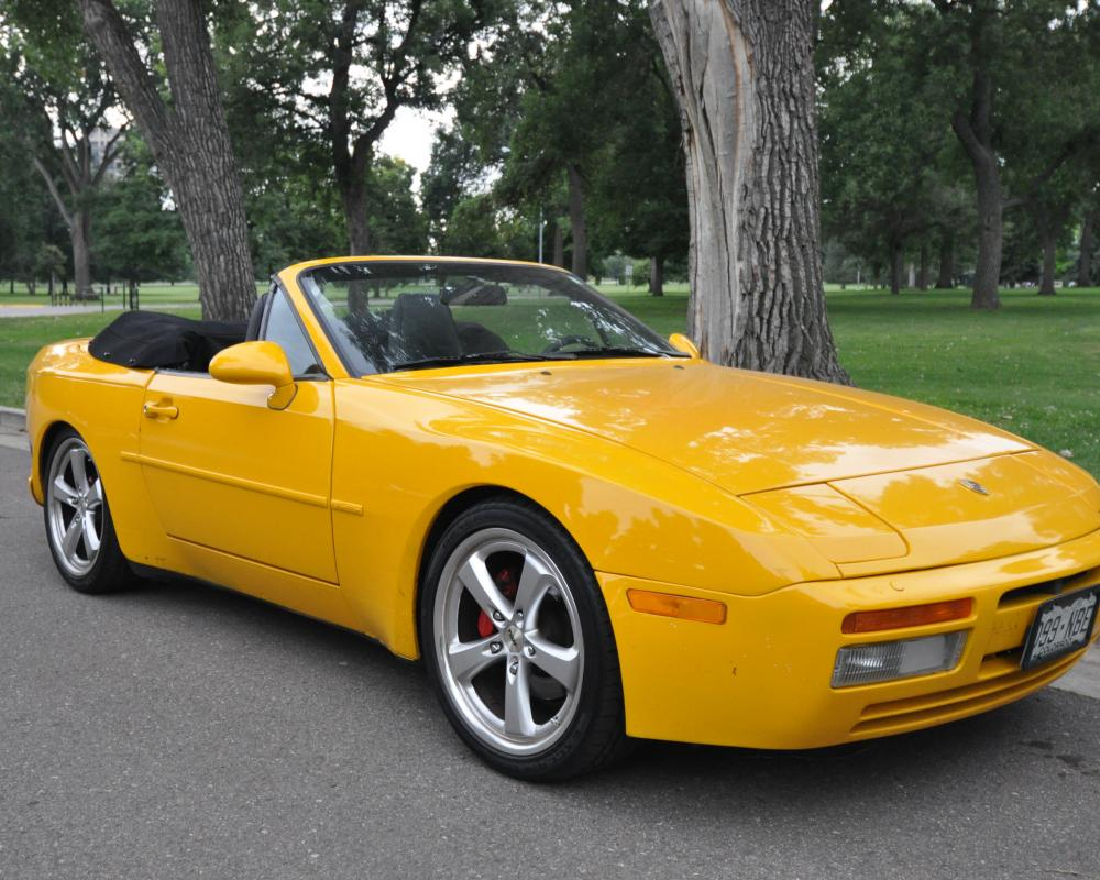 Porsche 944 S2 Cabriolet. View Download Wallpaper. 4288x2848. Comments