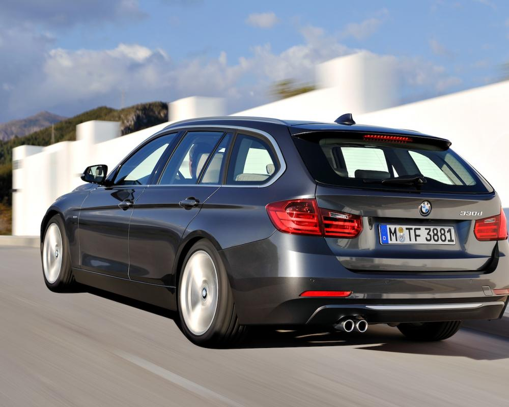 2013 BMW 3 Series Touring pricing and specifications