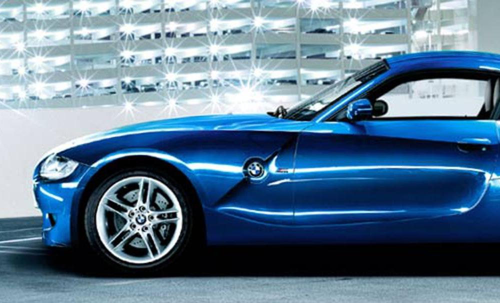 BMW Z4 30 Coupe - huge collection of cars, auto news and reviews,