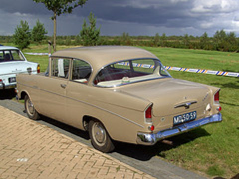 1962 Opel 1200 (Davydutchy) Tags: car classiccar september friesland carshow