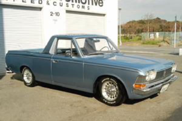 Toyota Crown pickup. View Download Wallpaper. 300x200. Comments