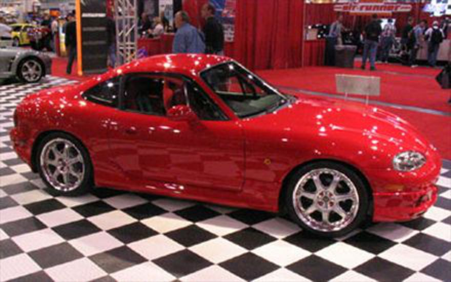 NB Miata Coupe Pictures and info - Miata Forumz - Mazda Miata Chat Forums