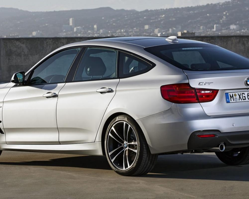 BMW 3 Series GT Revealed, On Sale In Australia From Late 2013 | Reviews