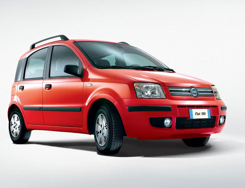 Fiat Panda Car Specifications