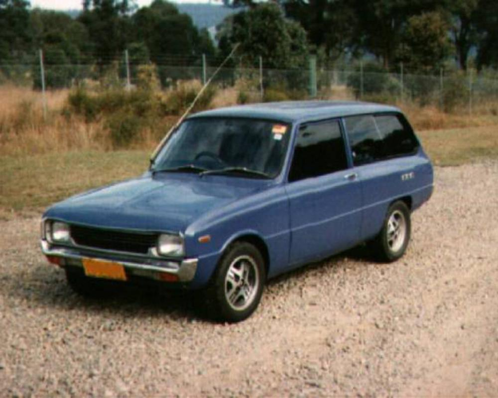 Mazda 1300 Wagon. View Download Wallpaper. 640x460. Comments