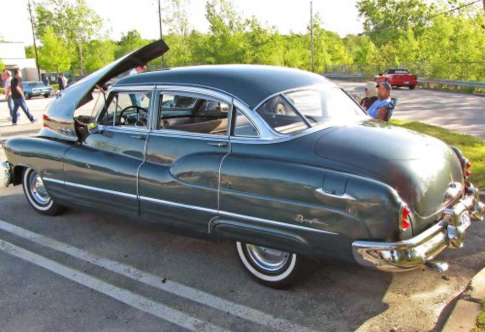 Buick Super 4dr HT. View Download Wallpaper. 550x342. Comments