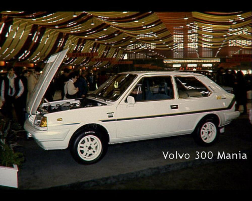 Volvo 343 R-Sport - huge collection of cars, auto news and reviews,