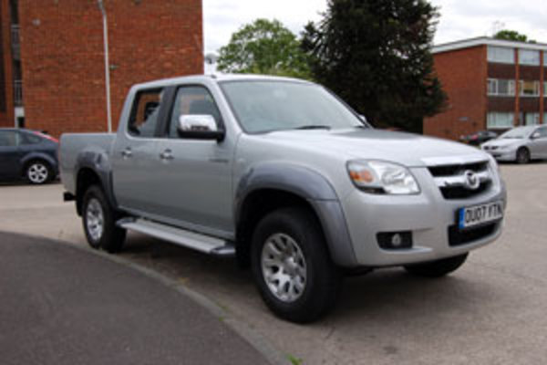 Mazda BT-50 4x4 Review | Auto Trader UK