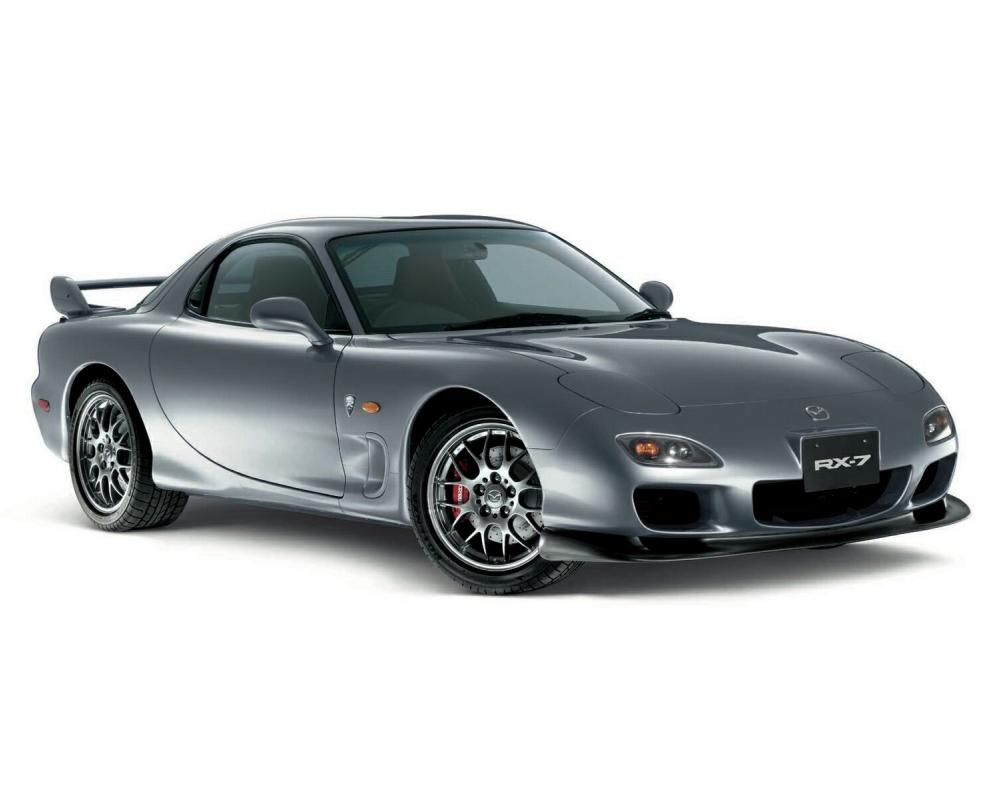 You can vote for this Mazda RX-7 photo