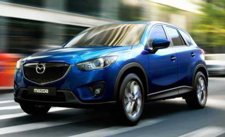 2013 Mazda CX-5. Beyond its role as Mazda's anchor SUV, this new model is