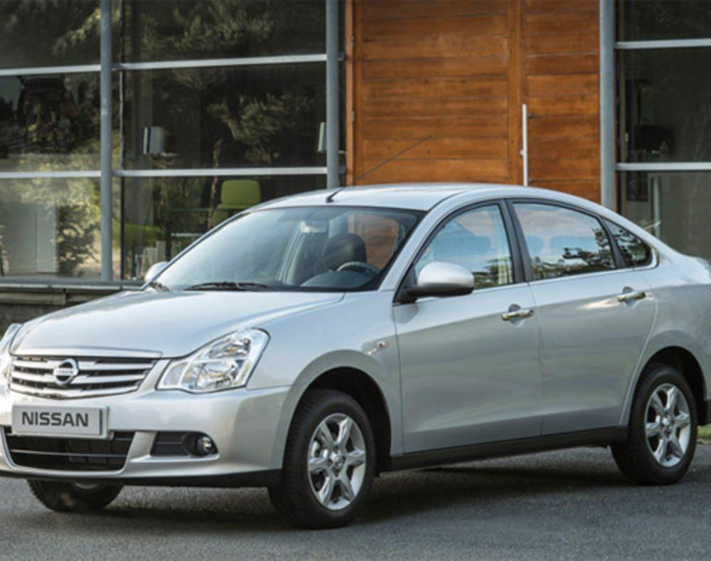 The Nissan Almera is a new offering that will be built in Russia and feature