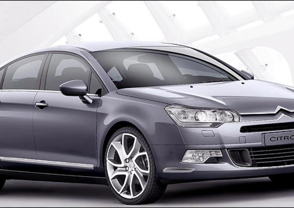 Citroen C5 2013 Review And Photos