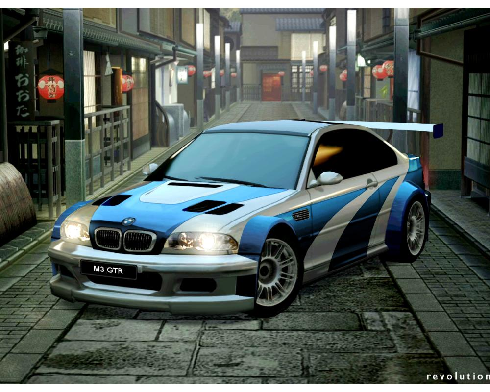 BMW M3 GTR is part of the Cars collection Hight Quality HD wallpapers.