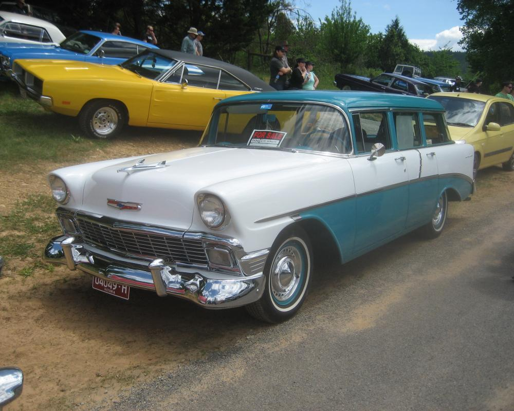 File:1956 Chevrolet 210 Wagon.jpg
