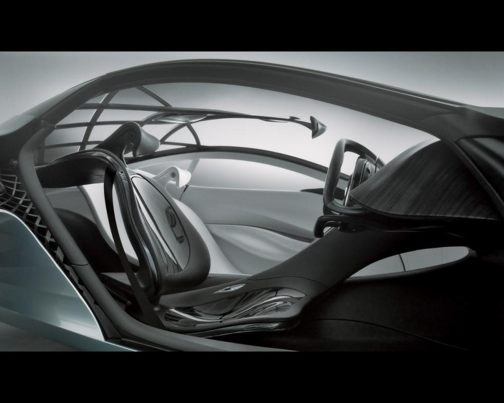 2007 Mazda Taiki Concept - Seating 2 - 1280x960 - Wallpaper