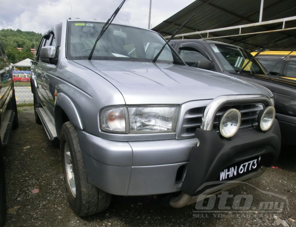 USED 2000 Mazda Fighter 2.5 (M) SALES AGENTWong Wong. RM 30,600 Selangor