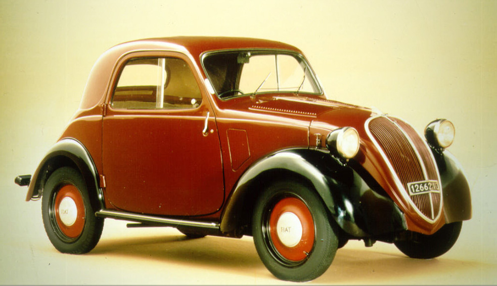 Fiat 500 Topolino - cars catalog, specs, features, photos, videos, review,