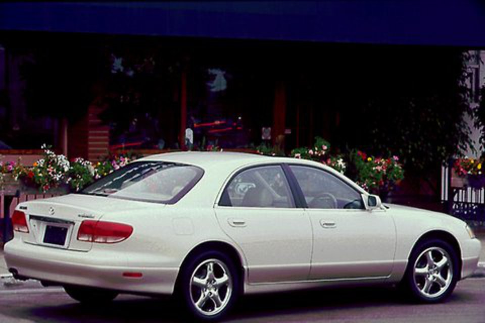 2001 Mazda Millenia Buying Resources
