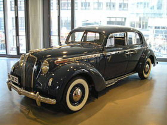 Opel Admiral - Wikipedia, the free encyclopedia