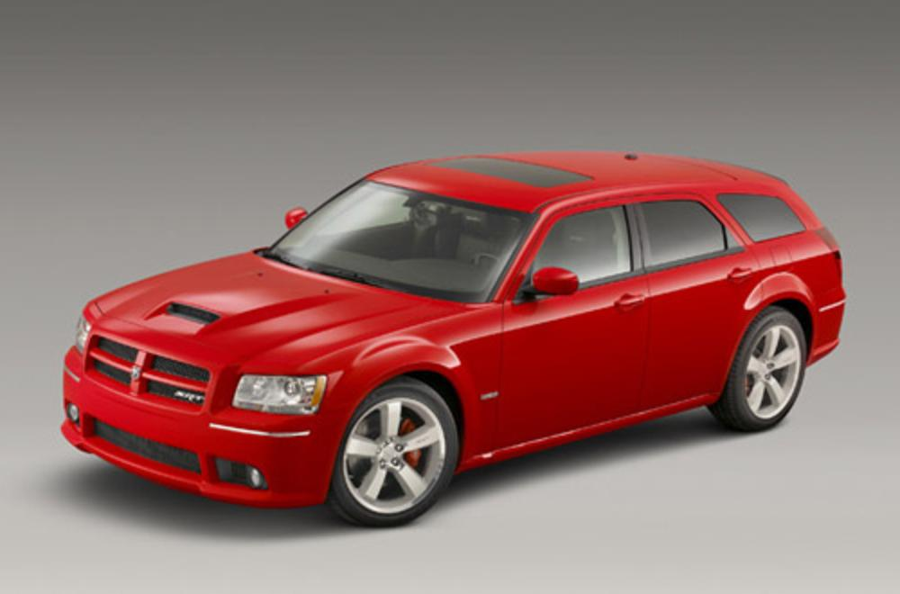 2008 Dodge Magnum R/T and SRT8