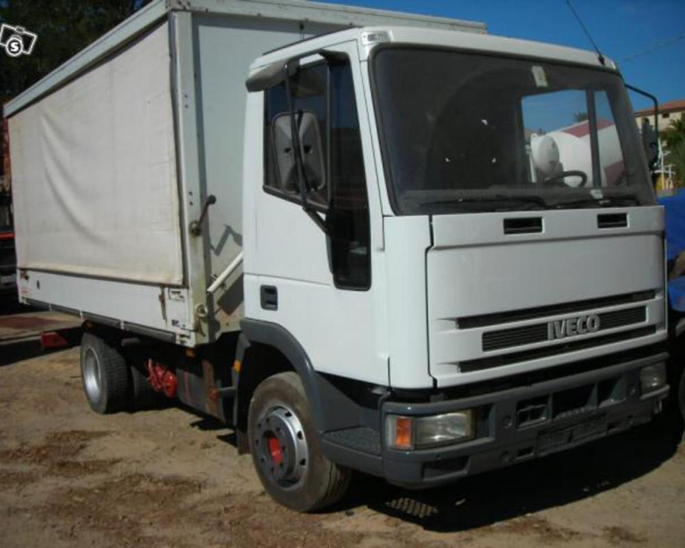 Iveco EuroCargo 100E17 Tector. View Download Wallpaper. 640x480. Comments