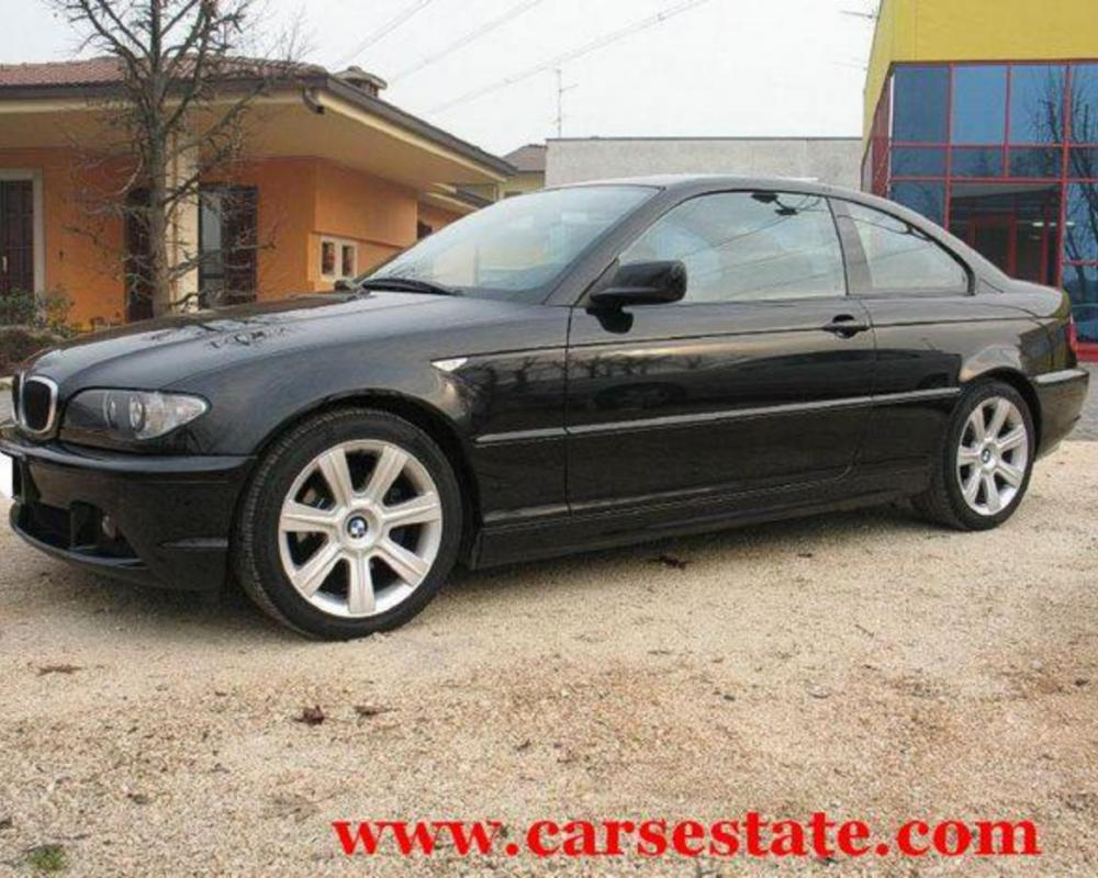 Pictures of BMW 320 Coupe CD M-Sport