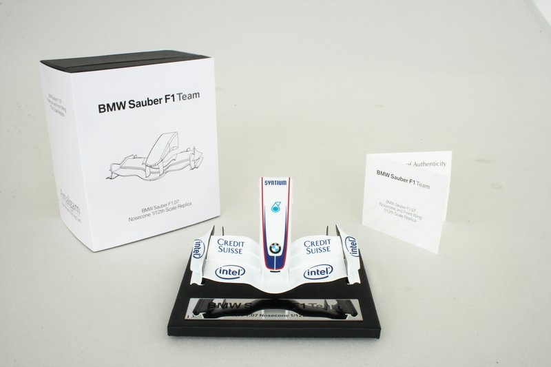 BMW F107 1/12 Scale Nose Cone