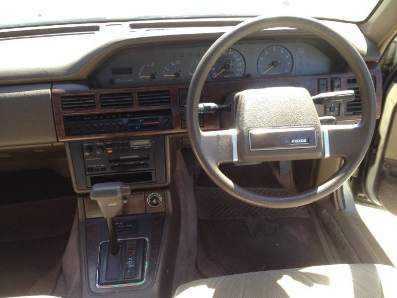 Mazda 929 luxury sedan Automatic BARGAIN Bassendean Bassendean Area