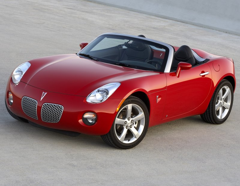 Swotti - Pontiac Solstice, The most relevant opinions