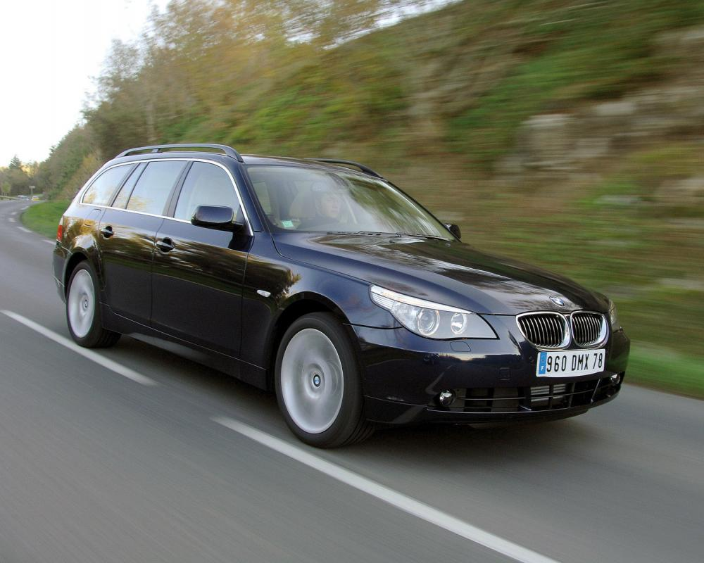 BMW 5-Series 530xd Touring E61 2005