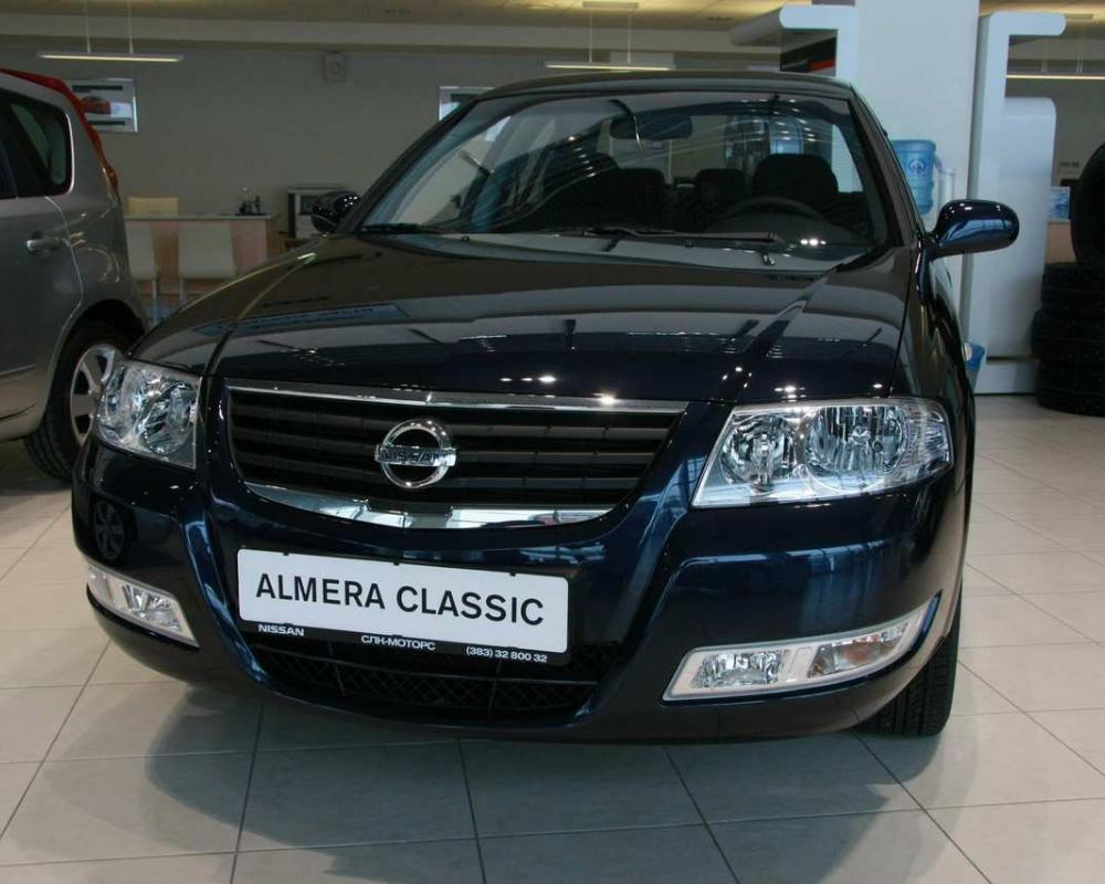 Used 2008 Nissan Almera Classic Photos