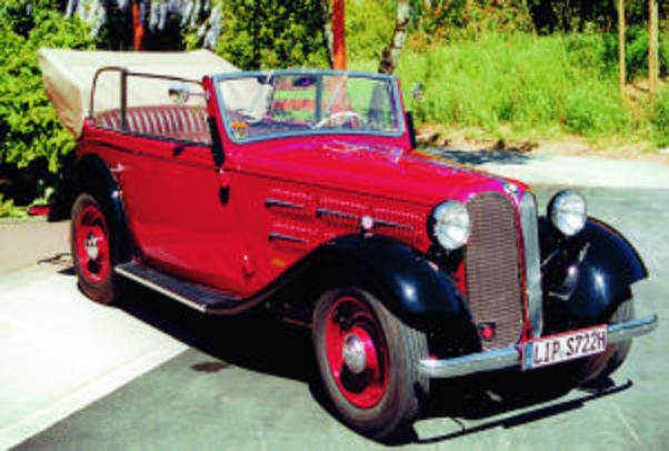 1933 BMW 303 Saloon. Show more pictures