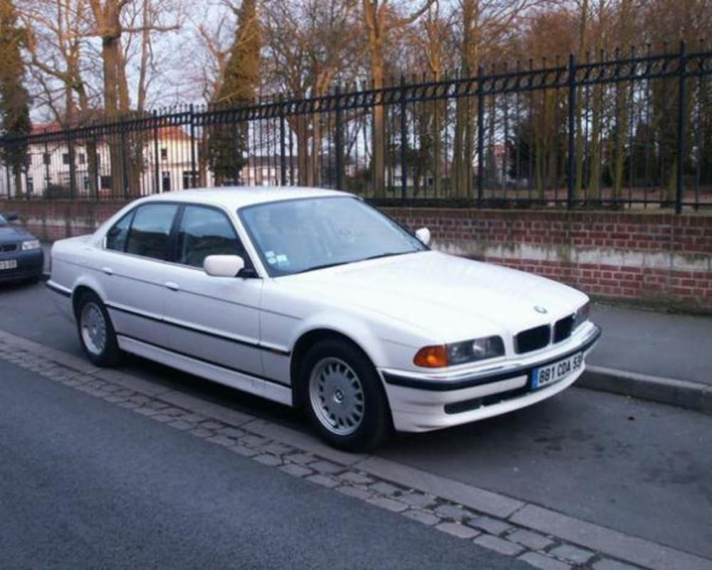 BMW 730 IA - huge collection of cars, auto news and reviews, car vitals,