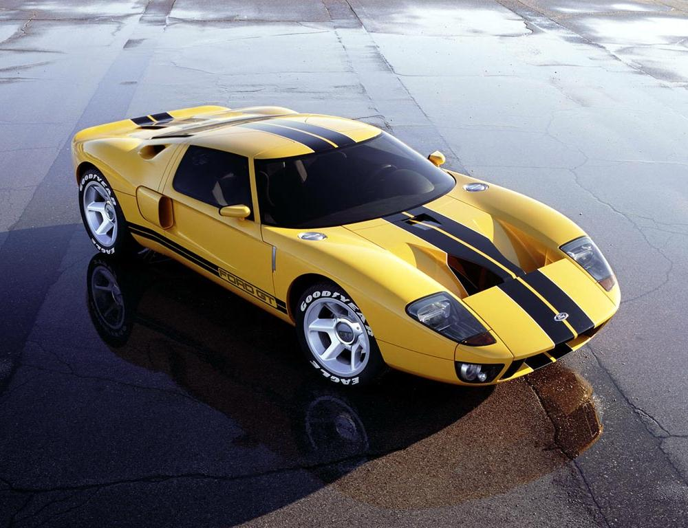 2006 Ford GT Base picture, exterior