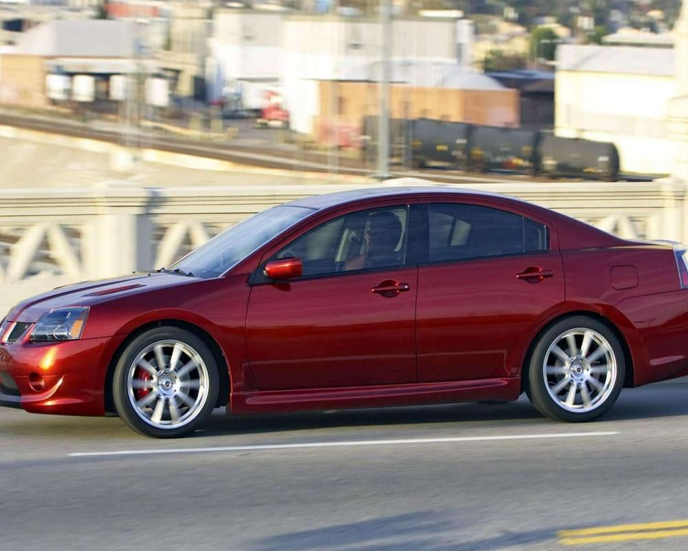 Mitsubishi Galant Ralliart Concept - cars catalog, specs, features, photos,