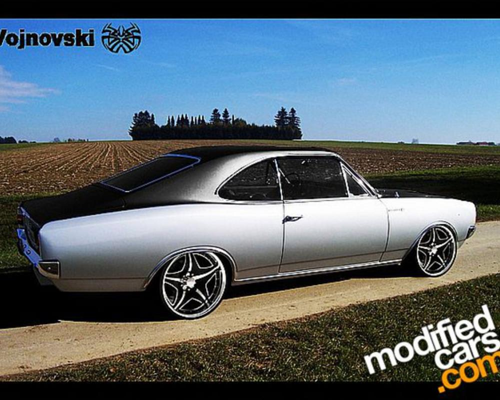 Opel Rekord coup. View Download Wallpaper. 600x450. Comments