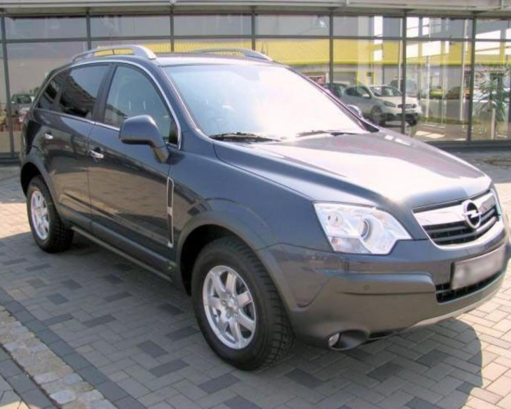 Opel Antara 20 CDTi. View Download Wallpaper. 640x480. Comments