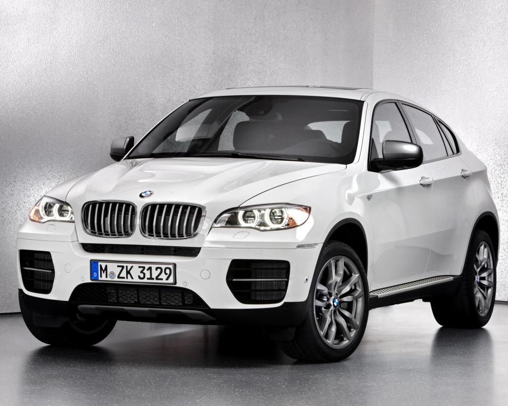 the average fuel consumption figures of the BMW X5 M50d and BMW