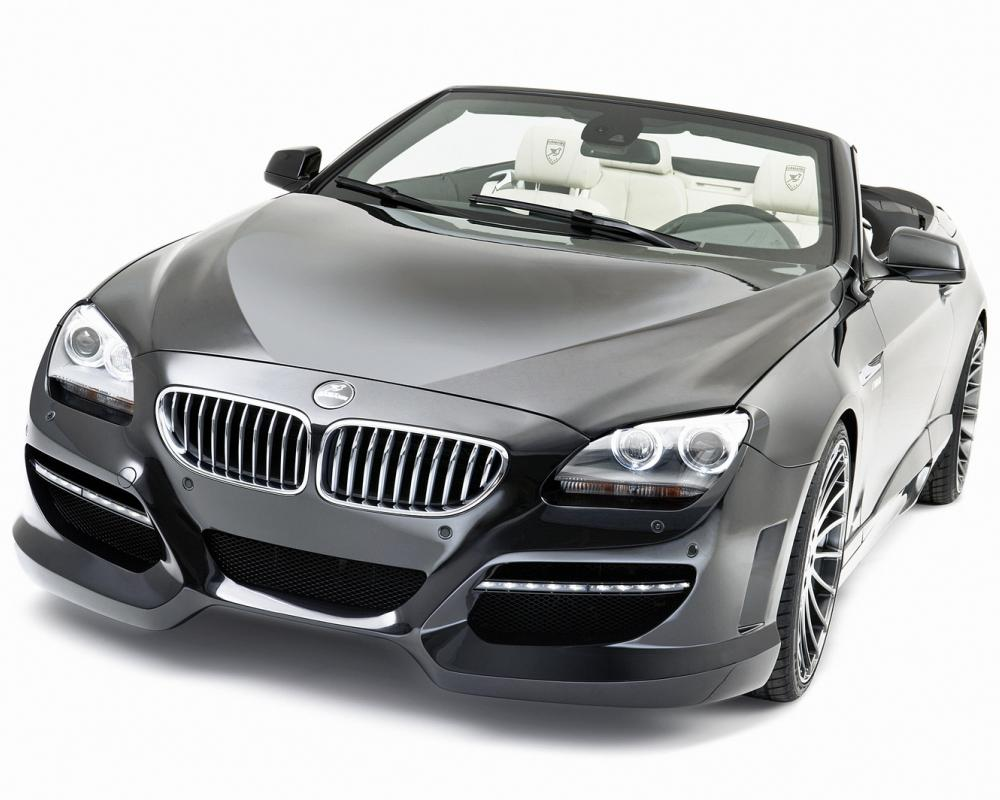 Images : The HAMANN refinement program for the BMW 6 Series Cabriolet