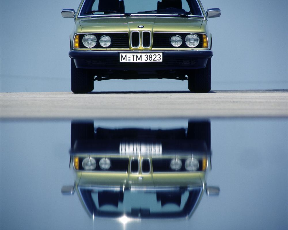BMW 732i - huge collection of cars, auto news and reviews, car vitals,