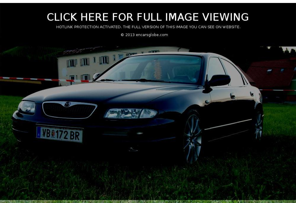 Gallery of all models of Mazda: Mazda 323 16, Mazda Eunos 800 V6, Mazda