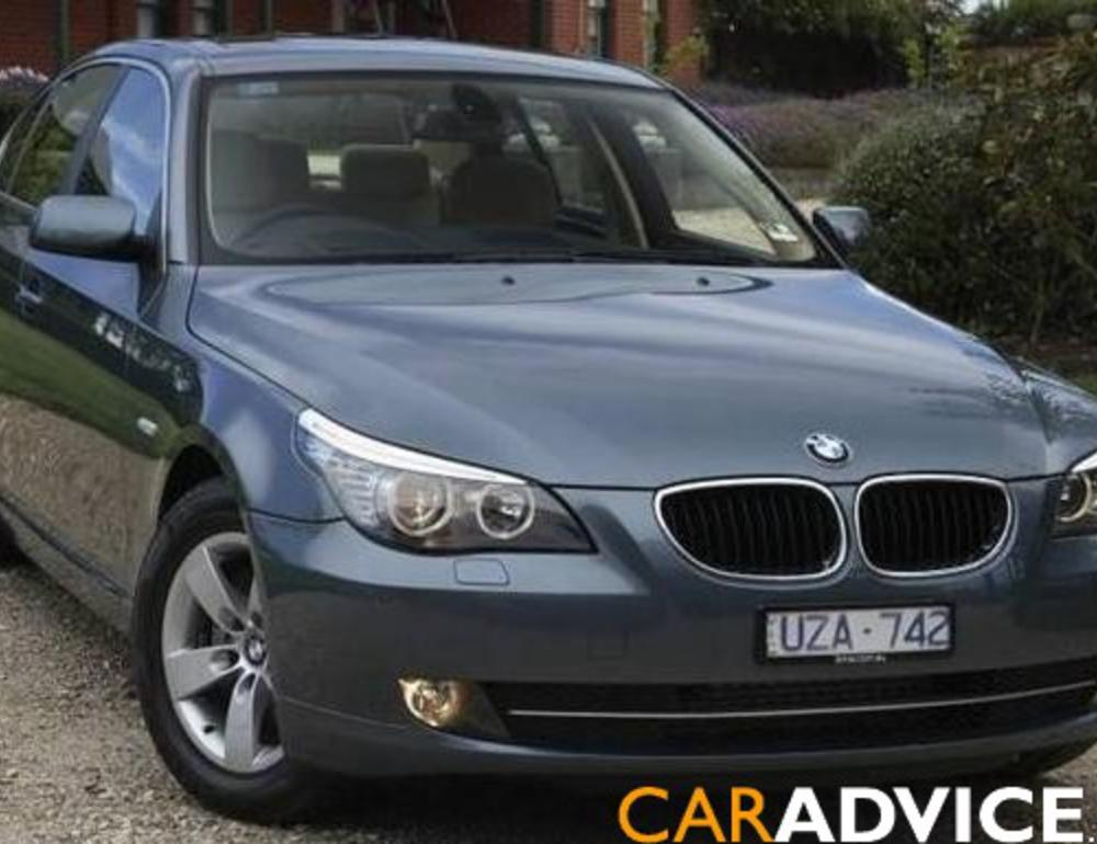 BMW 520d. The article is available free online here, have a read,