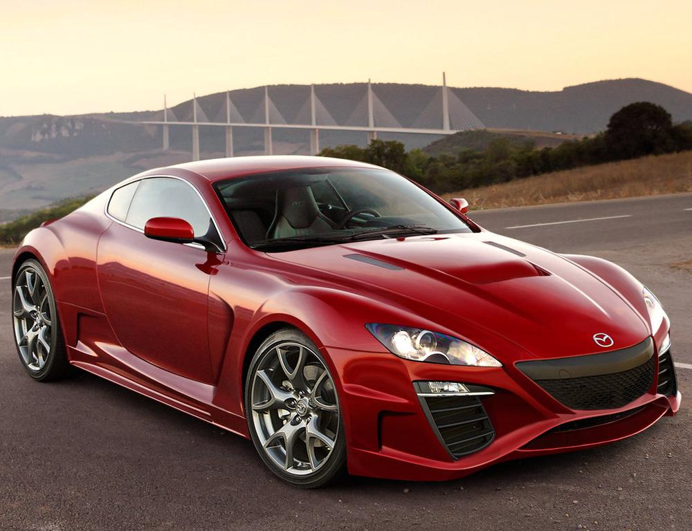The rumors regarding the launch of the Mazda RX-7 have been going on for