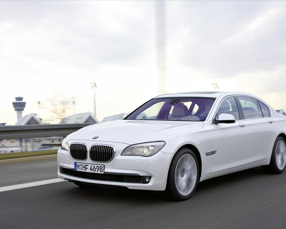 BMW 760i and 760Li - Car Pictures at Dieselstation