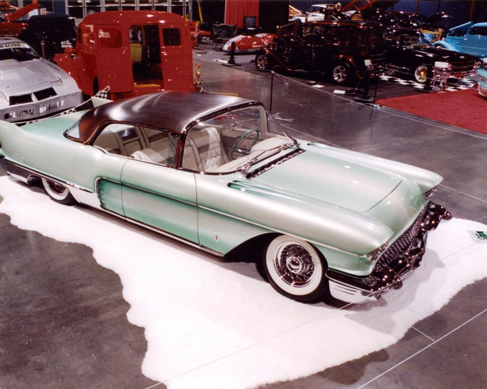 Bellflower kustoms » 58 Cadillac Eldorado Brougham Emerald Mist