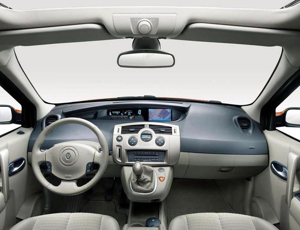 Renault Scenic - cars catalog, specs, features, photos, videos, review,
