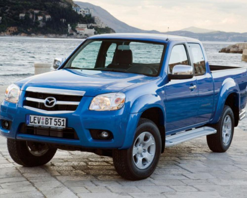 Mazda BT-50 Pick-up - huge collection of cars, auto news and reviews,