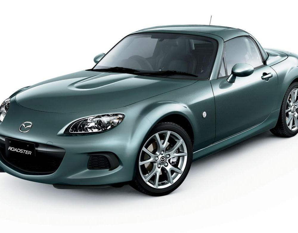 2014 Mazda MX-5 Miata (Japanese-spec). WALLPAPER; PRINT; RETURN TO ARTICLE