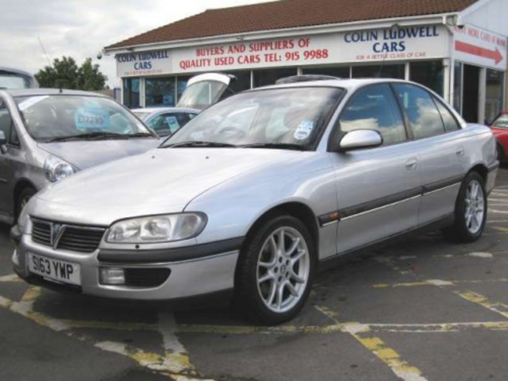 Opel Omega MV6 30. View Download Wallpaper. 500x375. Comments