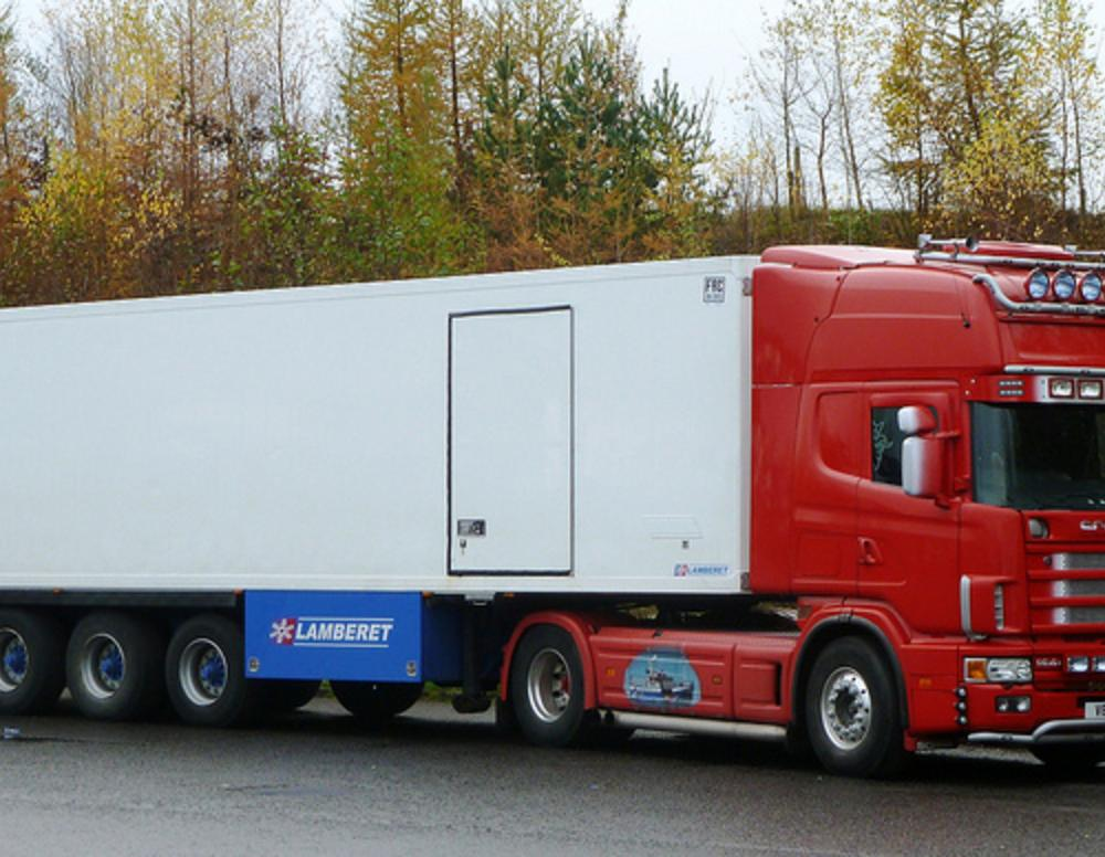 Scania R580 164L - cars catalog, specs, features, photos, videos, review,
